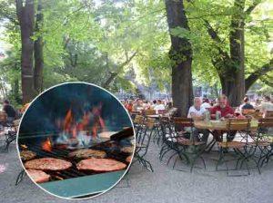 accessori per sagre ed eventi, servizio catering, barbecue,